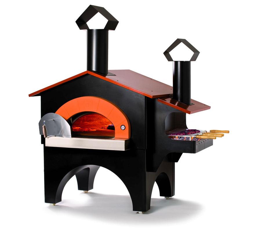 Stunning Forno Pizza Da Terrazzo Images - Idee Arredamento Casa ...
