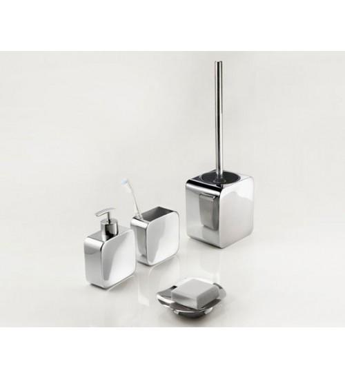 Accessori bagno in acciaio giaquinto - Outlet accessori bagno ...