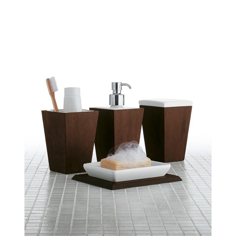 accessori bagno in legno giaquinto