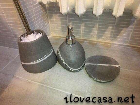 Accessori Per Il Bagno Fai Da Te : Accessori bagno in pietra u giaquinto